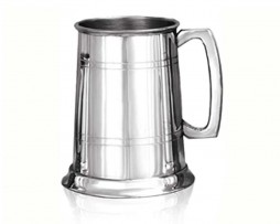 Traditional One Pint PewterTankard