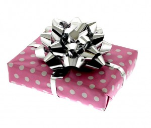 Gift wrapping service from the OnlineGiftsComapny