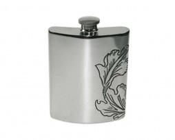 National Trust Kidney Hip Flask