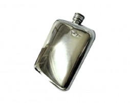 6oz Cushion Hip Flask