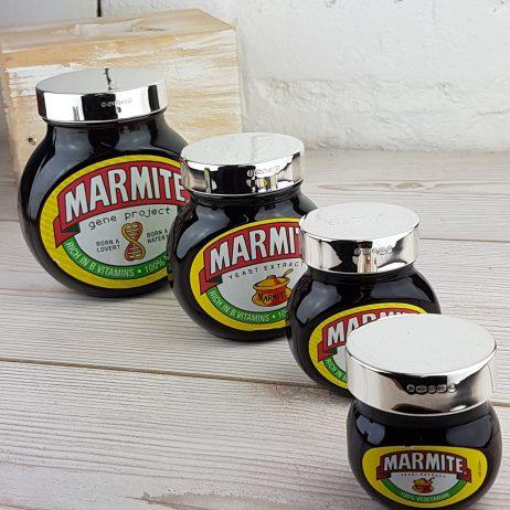 Sterling Silver Marmite