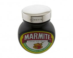 Sterling Silver Marmite Lid
