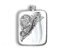 6oz Pictish Hip Flask
