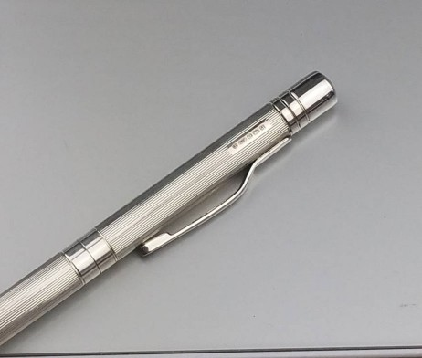 Earl Silver Ball Point Pen