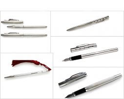 Personalised Silver Pens