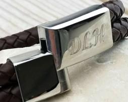Mens Personalised Bracelets
