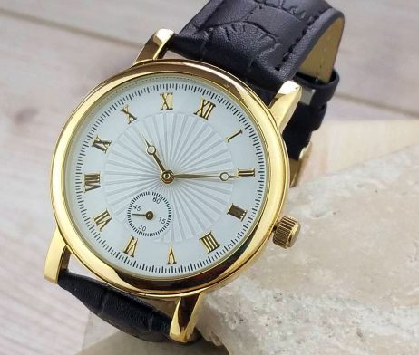 Le Harve Gentleman's Personalised Watch - dl_stg_cl370_01