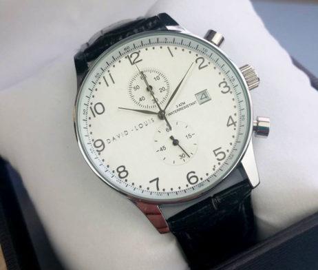 David Louis B2 Chronograph Personalised Watch - wchg01_b2