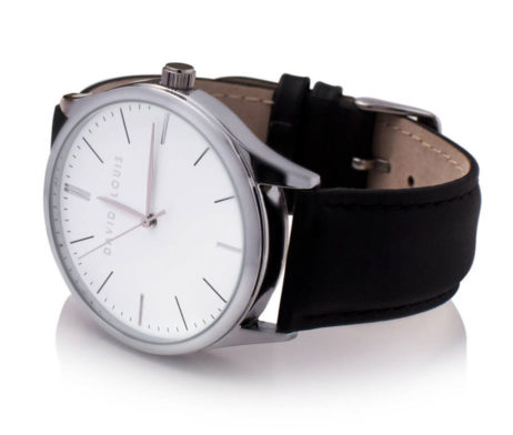 Exclusive 521 Personalised David Louis Watch - wch-g-02-soclassic-dl