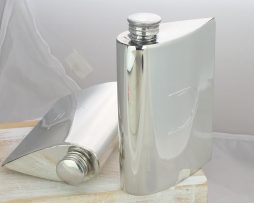 Aerofoil Hip Flask