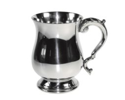 Personalised Rowing Pewter Tankard